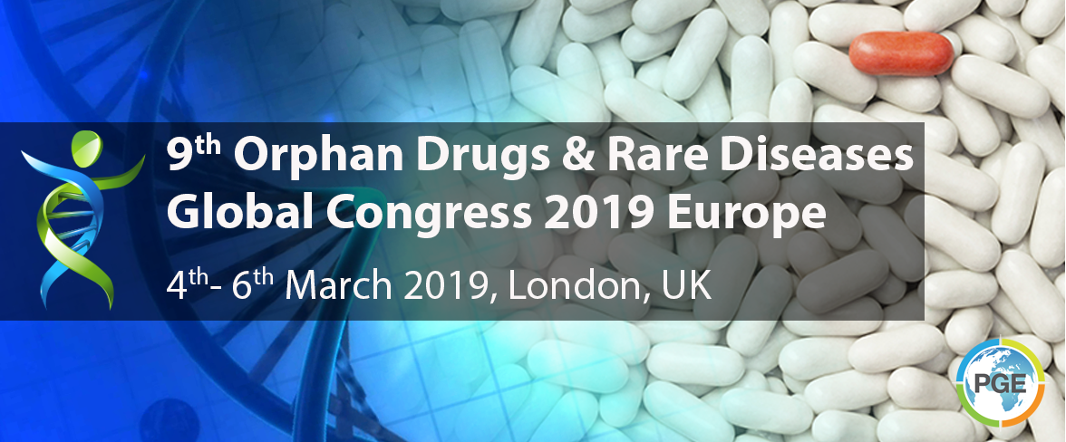 Orphan Drugs & Rare Diseases Global Congress 2019 Europe
